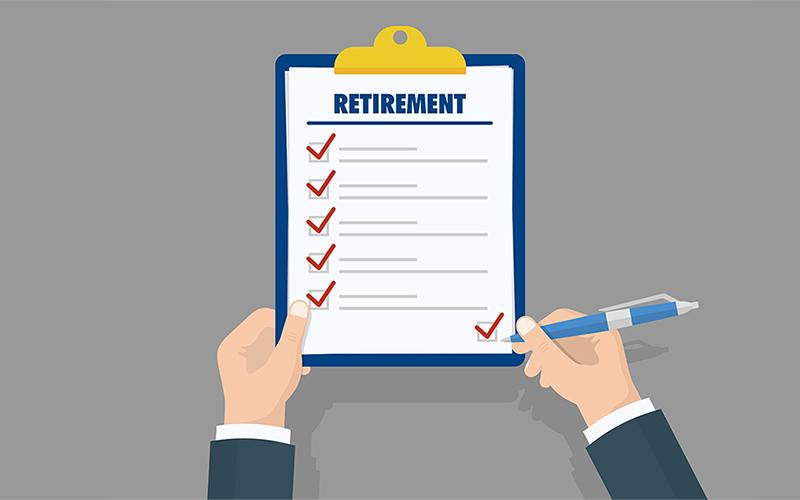 Pre-Retirement Checklist