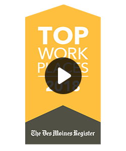 American Equity Top Iowa Workplace 2018