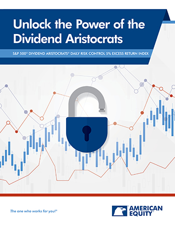 Download Unlock the Power of the Dividend Aristocrats Brochure