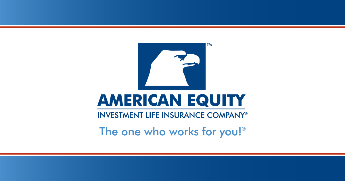 Welcome To American Equity Investment Life Insurance Company